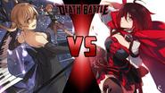 Maka Albarn vs. Ruby Rose