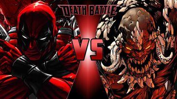 Deadpool Vs Doomsday Death Battle Wiki Fandom Powered By Wikia