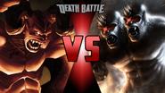 Motaro vs. Eyedol