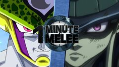 One Minute Melee Cell vs. Meruem