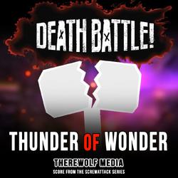 Thunder of Wonder Album Cover