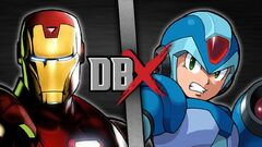 Iron Man VS Mega Man X