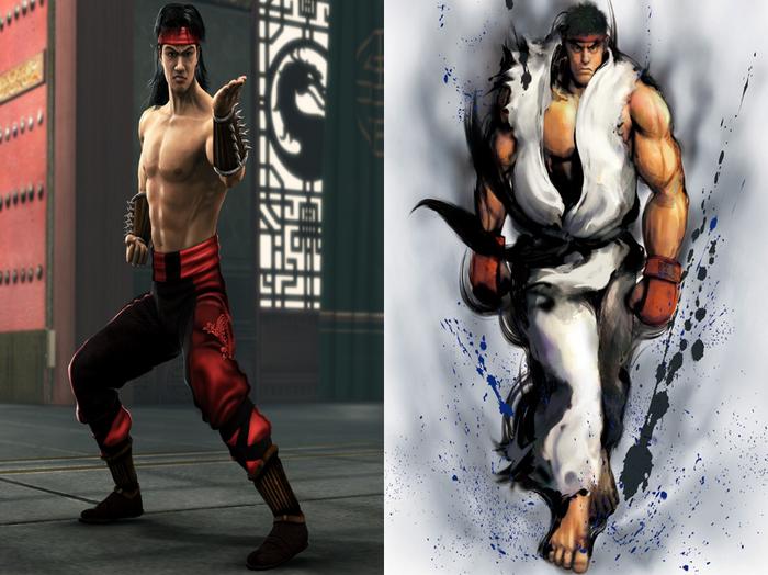 Liu Kang Ryu