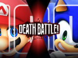 Mario VS Sonic (2018)