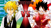 Meliodas VS Monkey D. Luffy