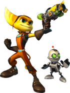 Ratchet & Clank (All 4 One) 3D Models