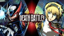 Death Battle Zero vs Aigis