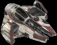 Obi-Wan's ship Good