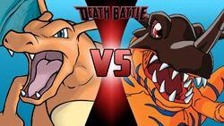 Pokémon VS Digimon Thumbnail