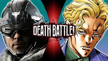 Captain Cold VS Yoshikage Kira