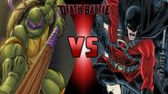 Donatello vs. Red Robin