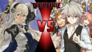 Corrin vs. Sieg