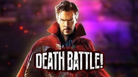 Doctor Strange Levitates into DEATH BATTLE-0
