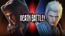 (G) Sephiroth V Vergil