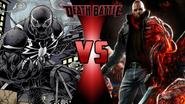 Agent Venom vs. James Heller