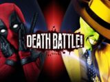Deadpool VS Mask