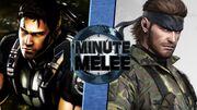 OMM Snake vs Chris Redfield