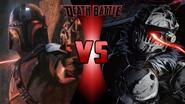 The Mandalorian vs. Goblin Slayer