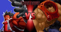 Iron Tager VS Potemkin