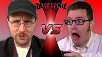 Nostalgia Critic (Nostalgia Critic) VS Angry Video Game Nerd (Angry Video Game Nerd)