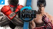 One Minute Melee Ryu vs. Jin