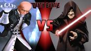 Master Xehanort vs. Emperor Palpatine
