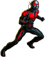 Ant-Man, the Insectoid Avenger