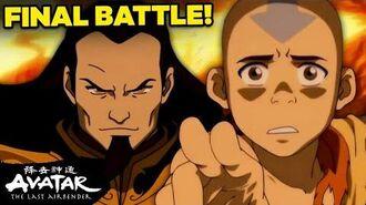 "FULL Uncut ""Aang vs. Fire Lord Ozai Final Battle"" 🔥 Avatar-0"