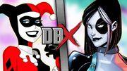 Harley Quinn VS Domino