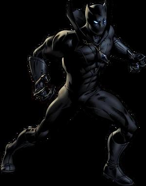 Large Black Panther