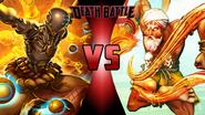 Zenyatta vs. Dhalsim