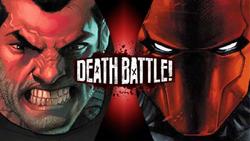 Punisher Red Hood Fake Thumbnail V3