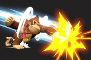 Donkey Kong SSBU Skill Preview Neutral Special