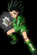 Gon Freecss, the Hunter Prodigy