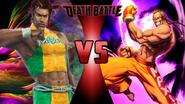 Eddy Gordo vs. Dee Jay