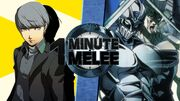One MInute Melee Polnareff vs Yu Narukami