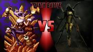 Q-Bee vs. D'Vorah