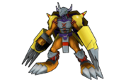 WarGreymon 3D Model