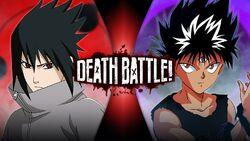 115 Sasuke VS Hiei