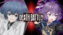 Death Battle Bernadetta vs Yonebayashi (2.0)