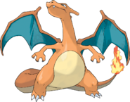 Charizard, the Flame Pokémon
