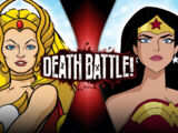 She-Ra VS Wonder Woman