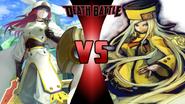 Tsubaki Yayoi vs. Millia Rage