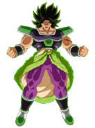 Broly fury by saodvd dcw3nxt-pre