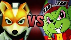 Fox VS Bucky