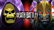 Skeletor vs Mumma Ra-Demon of Destruction
