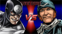 Bluuseye vs Captain Boomerang