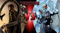 Doctor Octopus vs. Mr. Freeze