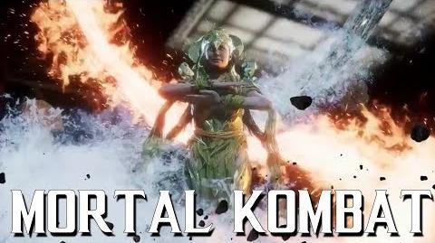 Video - Mortal Kombat 11 - Official Cetrion Reveal Trailer!-1