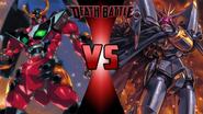 Gurren Lagann vs. Gunbuster